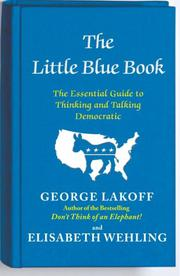 Cover art for THE LITTLE BLUE BOOK