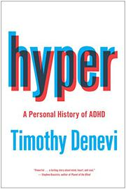 HYPER by Timothy Denevi