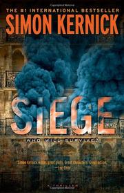 Book Cover for SIEGE
