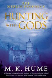 Cover art for HUNTING WITH GODS