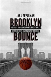BROOKLYN BOUNCE by Jake Appleman