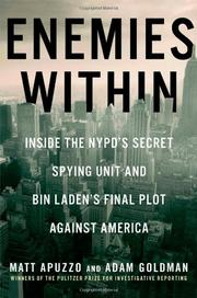 ENEMIES WITHIN by Matt Apuzzo
