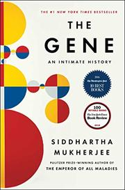 THE GENE by Siddhartha Mukherjee