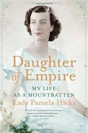 DAUGHTER OF EMPIRE by Pamela Hicks