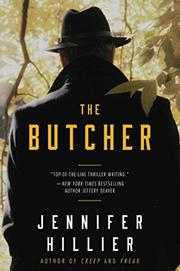 THE BUTCHER by Jennifer Hillier