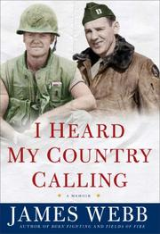 I HEARD MY COUNTRY CALLING by James Webb