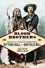 BLOOD BROTHERS by Deanne Stillman