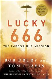 LUCKY 666 by Bob Drury