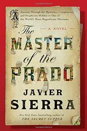 THE MASTER OF THE PRADO by Javier Sierra