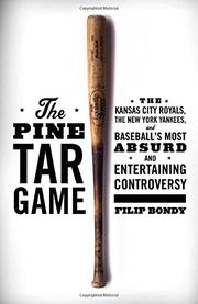 THE PINE TAR GAME by Filip Bondy