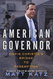 AMERICAN GOVERNOR by Matt Katz