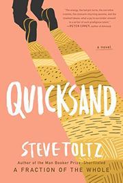 QUICKSAND by Steve Toltz