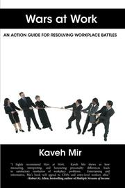 WARS AT WORK by Kaveh Mir