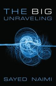 Cover art for THE BIG UNRAVELING