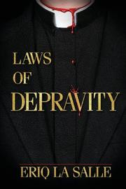 Cover art for LAWS OF DEPRAVITY