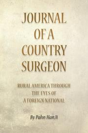 Journal of a Country Surgeon by Pahn Hanji