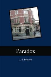PARADOX by J.E. Poulson