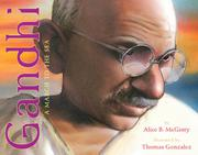 GANDHI by Alice B. McGinty