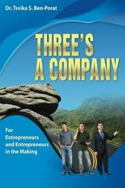 Book Cover for THREE'S A COMPANY