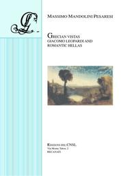 GRECIAN VISTAS by Massimo Mandolini Pesaresi