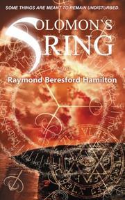 SOLOMON'S RING by Raymond Beresford Hamilton