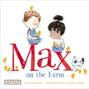 MAX ON THE FARM by Kyle Lukoff