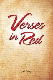 VERSES IN RED by J.W. Berry