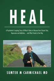 HEAL by Sumter M Carmichael