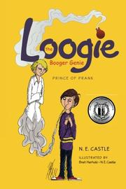 Book Cover for LOOGIE  THE BOOGER GENIE