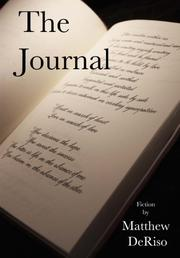 The Journal by Matthew DeRiso