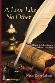 A LOVE LIKE NO OTHER by Nancy Taylor Robson