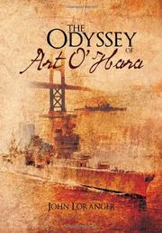 Book Cover for THE ODYSSEY OF ART O'HARA