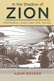 IN THE SHADOW OF ZION by Adam Rovner