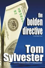 The Bolden Directive by Tom Sylvester