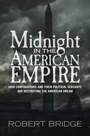 Cover art for MIDNIGHT IN THE AMERICAN EMPIRE