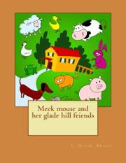 Cover art for MEEK MOUSE AND HER GLADE HILL FRIENDS