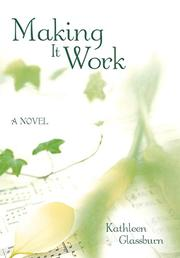 MAKING IT WORK Cover