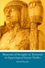 Cover art for MUSEUM OF SERAPHS IN TORMENT