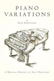 Piano Variations by Fred Kronacher