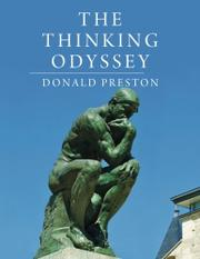 THE THINKING ODYSSEY by Donald Preston