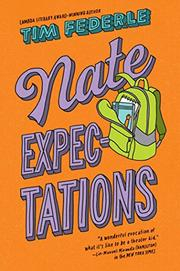 NATE EXPECTATIONS by Tim Federle