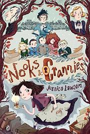 NOOKS & CRANNIES by Jessica Lawson