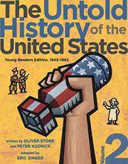 THE UNTOLD HISTORY OF THE UNITED STATES, VOLUME 2 by Oliver Stone