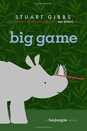 BIG GAME by Stuart Gibbs