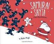 SAMURAI SANTA by Rubin Pingk