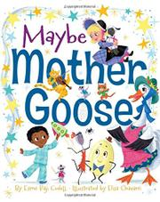 MAYBE MOTHER GOOSE by Esmé Raji Codell