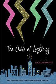 THE ODDS OF LIGHTNING by Jocelyn Davies