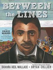 BETWEEN THE LINES by Sandra Neil Wallace
