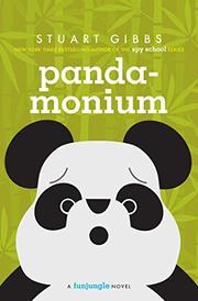 PANDA-MONIUM by Stuart Gibbs