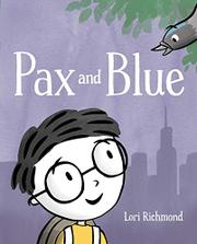 PAX AND BLUE by Lori Richmond